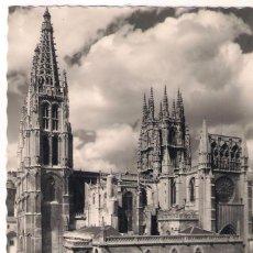 Cartes Postales: POSTAL DE BURGOS: CATEDRAL. Lote 125081423