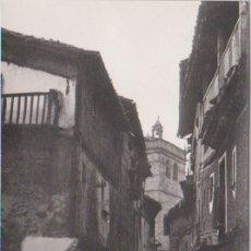 Postales: LA ALBERCA (SALAMANCA) - CALLE DEL CAMPITO. Lote 125161135