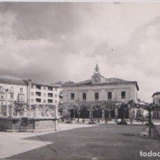 Postales: VILLARCAYO (BURGOS) - PLAZA MAYOR. Lote 125232535