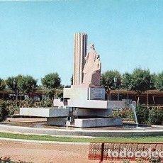 Postales: VALLADOLID - 124 ROSALEDA Y MONUENTO A LOS REYES CATÓLICOS. Lote 125947331