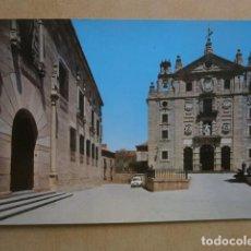 Postales: POSTAL AVILA, FACHADA PRINCIPAL DEL CONVENTO SANTA TERESA. Lote 126165167