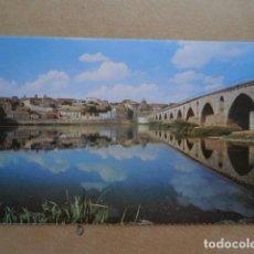 Postales: POSTAL ZAMORA, PUENTE ROMANO. Lote 129409378