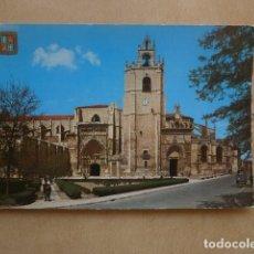 Postales: POSTAL PALENCIA CATEDRAL. Lote 128012767