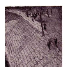 Postales: ZAMORA.- DEFENSA DE MARGEN POR CORAZAS BIANCHINI EN EL RÍO DUERO - A. BIACHINI INGENIEROS BARCELONA. Lote 128053727