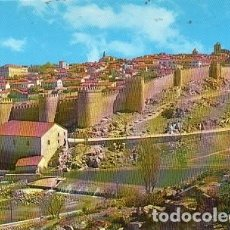 Postales: AVILA - 12 VISTA PARCIAL DE LA CIUDAD AMURALLADA. Lote 128166587