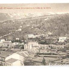 Postales: SALAMANCA BEJAR EL MONTE Y CASAS DE VERANEO A LA FALDA DE LA SIERRA. FOT. BIENVENIDO. SIN CIRCULAR. Lote 128480631
