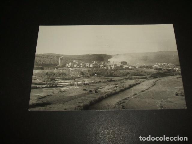 GUARDO PALENCIA E. E. DE E. Y BARRIO DE LAS POZAS (Postales - España - Castilla y León Antigua (hasta 1939))