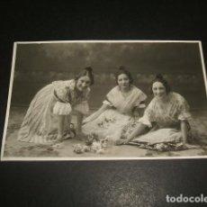 Postales: SALAMANCA VIUDA DE GOMBAU FOTOGRAFIA POSTAL FOTOGRAFICA MUJERES CON TRAJE TIPICO. Lote 128568459