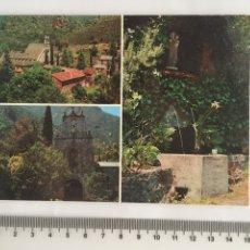 Postales: POSTAL. MONASTERIO DE LAS BATUECAS. SALAMANCA. DISTRIB. STVDIO. H. 1975?. Lote 128605547