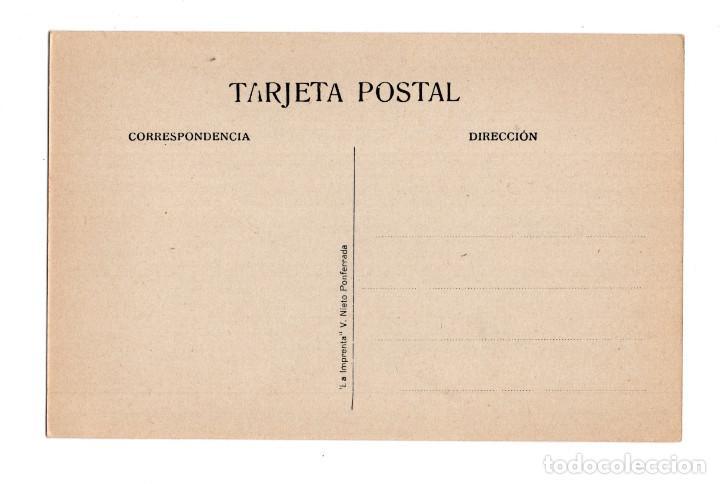 Postales: PONFERRADA (LEON).- CASA AYUNTAMIENTO - Foto 2 - 172927794