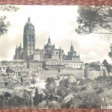 Postales: SEGOVIA - CATEDRAL. Lote 129290207