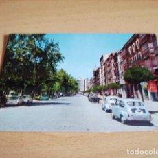 Postales: VALLADOLID -- AVENIDA GENERALISIMO. Lote 130119763
