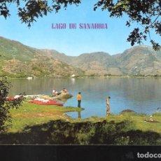 Postales: LAGO DE SANABRIA. ZAMORA.. Lote 130172867