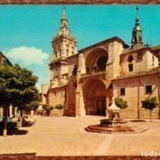 Postales: BURGO DE OSMA - SORIA - CATEDRAL. Lote 130306510