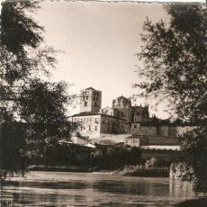 Postales: ZAMORA POSTAL FOTOGRÁFICA REFLEJOS CIRCULADA 1962. Lote 130766916