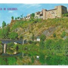 Postales: PUEBLA DE SANABRIA.- CASTILLO. Lote 130802068