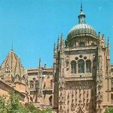 Postales: SALAMANCA - CATEDRAL VIEJA - FACHADA. Lote 130806976