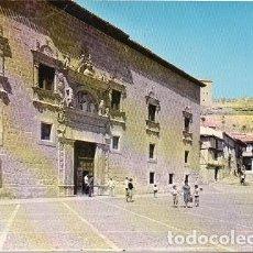 Postales: PEÑARANDA DE DUERO - 1 PALACIO DE AVELLANEDA - FACHADA PRINCIPAL. Lote 130807104