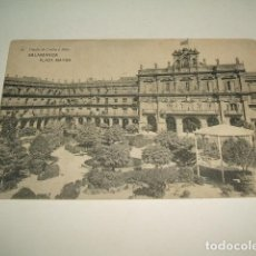 Postales: SALAMANCA VISTA PLAZA MAYOR. Lote 131065012