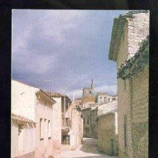 Postais: POSTAL DE ESPINOSA DE CERRATO (PALENCIA):ENTRADA Y CALLE BAJERA (NUM. 4). Lote 131226831