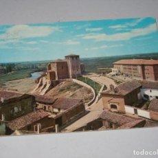 Postales: CARRIÓN DE LOS CONDES (PALENCIA) PANORÁMICA DE NTRA. SRA. DE BELÉN, ESCRITA. ED. SICILIA. Lote 131227951