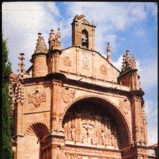 Postales: FACHADA DE SAN ESTEBAN. SIGLO XVI - SALAMANCA. Lote 131240439