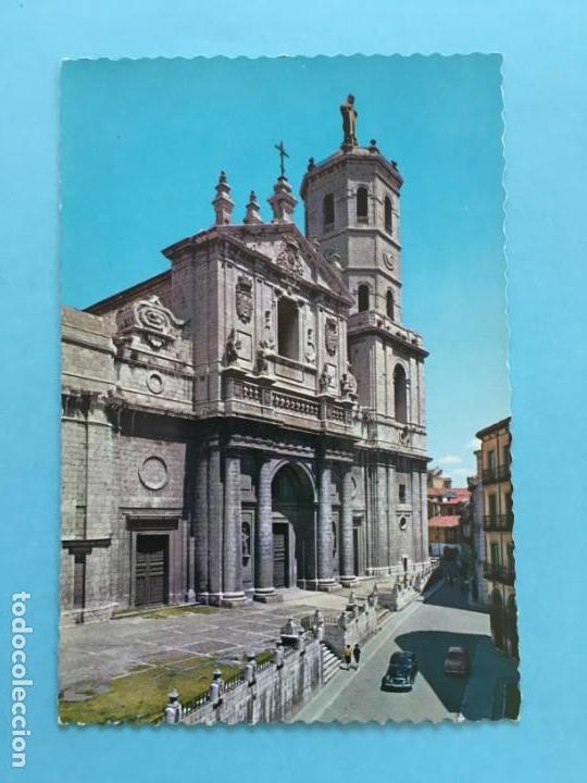 POSTAL CATEDRAL VALLADOLID _LEY197 (Postales - España - Castilla y León Moderna (desde 1940))