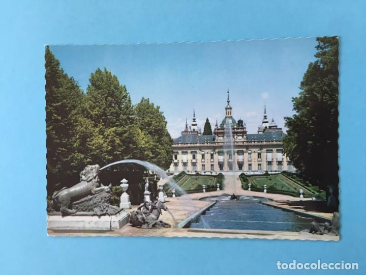 POSTAL LA GRANJA DE SAN ILDEFONSO SEGOVIA _LEY215 (Postales - España - Castilla y León Moderna (desde 1940))