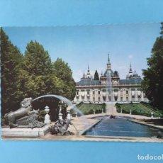 Postales: POSTAL LA GRANJA DE SAN ILDEFONSO SEGOVIA _LEY215. Lote 131746998