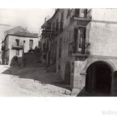 Postales: SEPULVEDA (SEGOVIA).- C.MONUMENTAL FOTO A. CRISTÓBAL. Lote 172927688