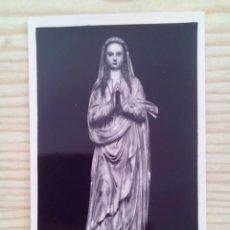 Postales: POSTAL CARTUJA DE MIRAFLORES - VIRGEN DE MARFIL - BURGOS - SIN CIRCULAR. Lote 132215290