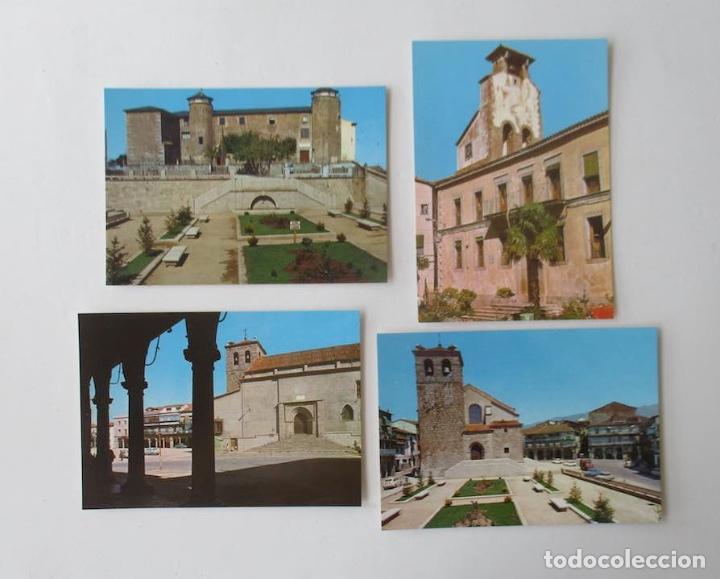 CUATRO POSTALES BEJAR, SALAMANCA (Postales - España - Castilla y León Moderna (desde 1940))