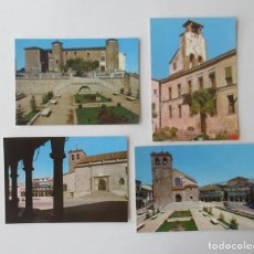 Postales: CUATRO POSTALES BEJAR, SALAMANCA. Lote 132272874