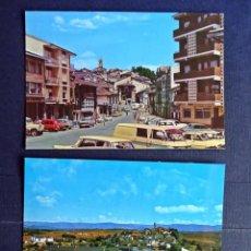 Postales: 3 POSTALES DE LA PUEBLA DE SANABRIA (ZAMORA). NUEVAS SIN CIRCULAR. Lote 132566386