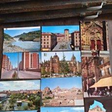 Postales: 11 POSTALES DE SALAMANCA, CONVENTO DE LAS DUEÑAS, SAUCELLE, CATEDRAL, PLAZA MAYOR.... Lote 132660370