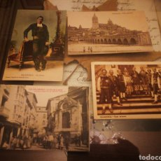 Postales: LOTE DE POSTALES DE SALAMANCA. SIN CIRCULAR.. Lote 133139990