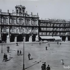 Postales: SALAMANCA -PLAZA MAYOR. Lote 133317086