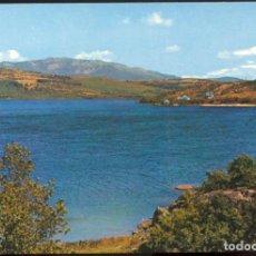 Postales: 5 - LAGO DE SANABRIA (ZAMORA).- VISTO DESDE EL PUEBLO NUEVO.. Lote 133626550