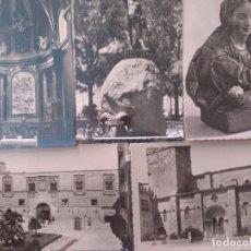 Postales: LOTE DE CINCO POSTALES ZAMORA, SIN CIRCULAR. . Lote 133839130