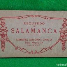Postales: 24 TARJETAS POSTALES DE SALAMANCA LIBRERIA ANTONIO GRACIA FOTOTIPIA THOMAS. Lote 133853622