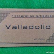 Postales: 20 TARJETAS POSTALES DE VALLADOLID EDICIONES UNIQUE. Lote 133855014