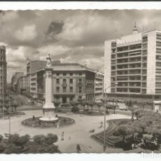 Postales: LEÓN - PLAZA DE CALVO SOTELO - Nº 11 ED. GARCÍA GARRABELLA. Lote 133908346