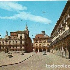 Postales: LEÓN - 23 PLAZA MAYOR - CONSISTORIO ANTIGUO. Lote 134094030