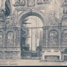 Postales: POSTAL LEON - CATEDRAL - TRASCORO - H A E. Lote 134167674
