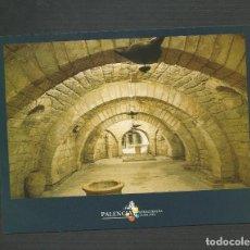 Postales: POSTAL SIN CIRCULAR - PALENCIA - CRIPTA DE SAN ANTOLIN - CATEDRAL - EDITA - TURISMO PALENCIA. Lote 134310838