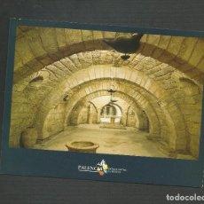 Postales: POSTAL SIN CIRCULAR - PALENCIA - CRIPTA DE SAN ANTOLIN - CATEDRAL - EDITA TURISMO PALENCIA. Lote 134311014