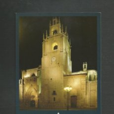 Postales: POSTAL SIN CIRCULAR - PALENCIA - CATEDRAL - EDITA TURISMO PALENCIA. Lote 134311130