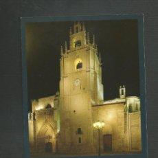 Postales: POSTAL SIN CIRCULAR - PALENCIA - CATEDRAL - EDITA TURISMO PALENCIA. Lote 134311350