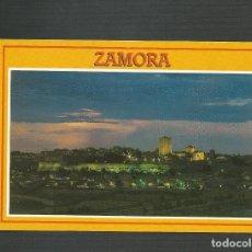Postales: POSTAL SIN CIRCULAR - ZAMORA 100 - PANORAMICA NOCTURNA - EDITA ARRIBAS. Lote 134311670