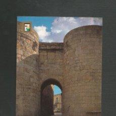 Postales: POSTAL SIN CIRCULAR - ZAMORA 31 - PUERTA DE DOÑA URRACA - EDITA ESCUDO DE ORO. Lote 134312362